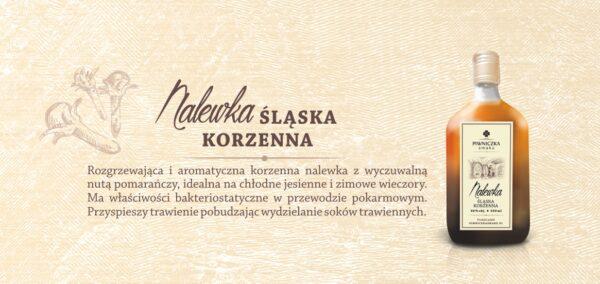 Nalewka Śląska Korzenna