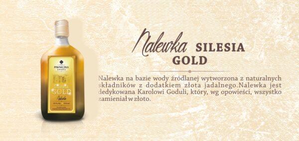 nalewka silesia gold